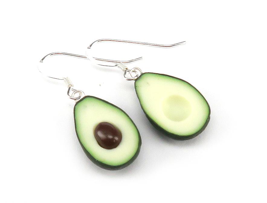 Single Avocado Earring